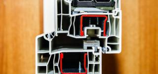 Profile PVC